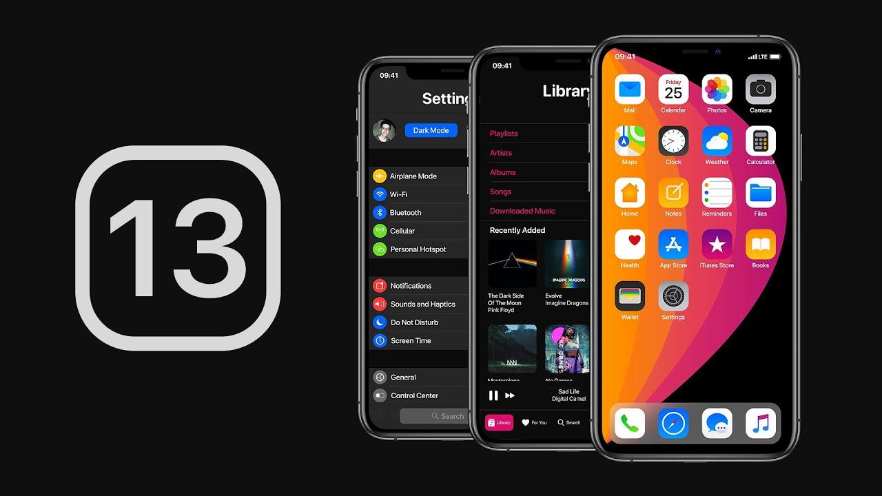 Elérhető az iOS 13 nyilvános bétája – így tudod letölteni