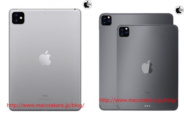 Ilyenek lehetnek a következő generációs iPad készülékek