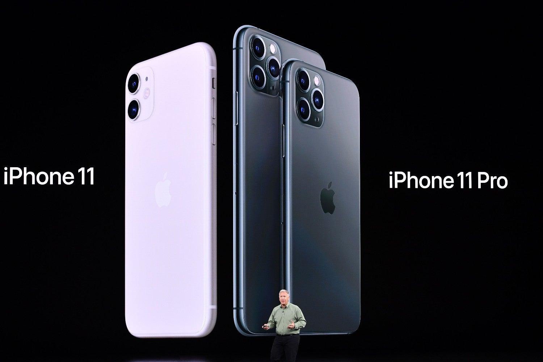Mindent a tegnap bemutatott iPhone készülékekről