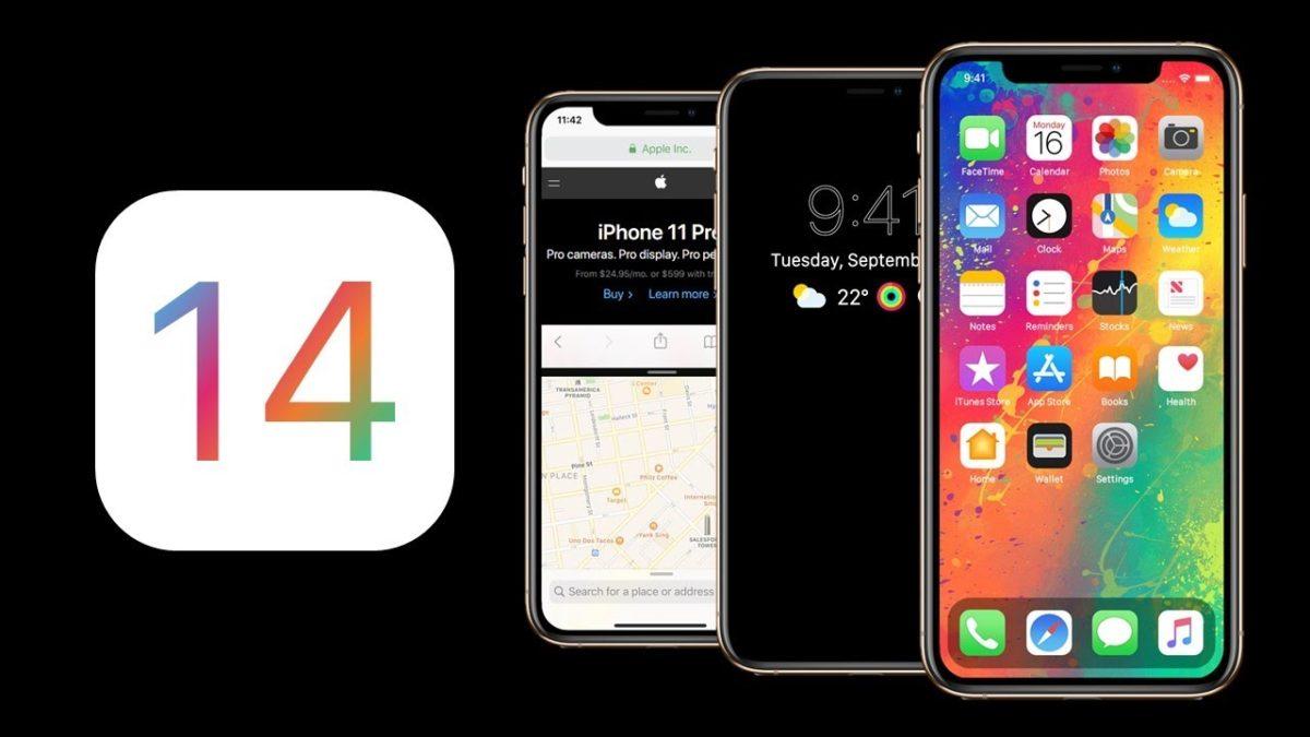 Koncepcióvideón az iOS 14