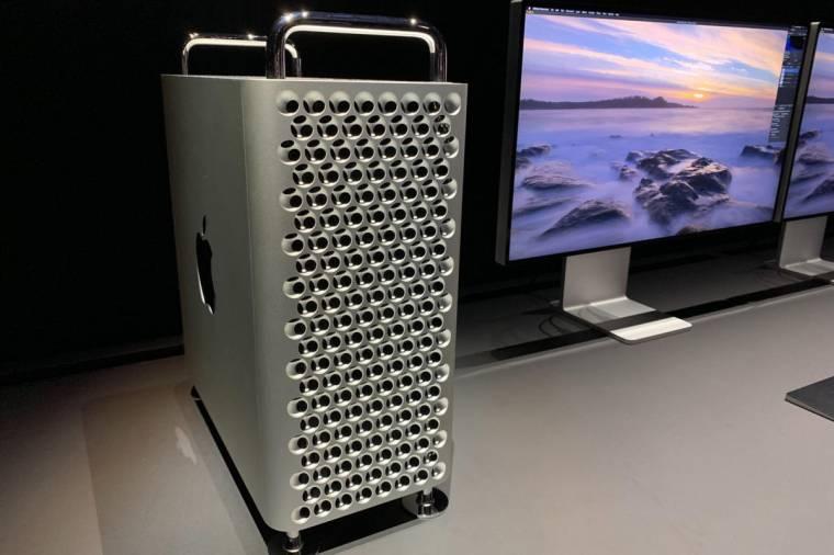 """""""Ajándékötlet karácsonyra"""": Apple szuperszámítógép 15 millióért"""