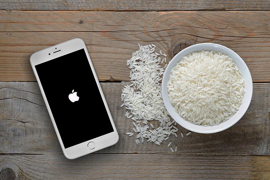 Beázott iPhone készülékem… Mit tegyek?