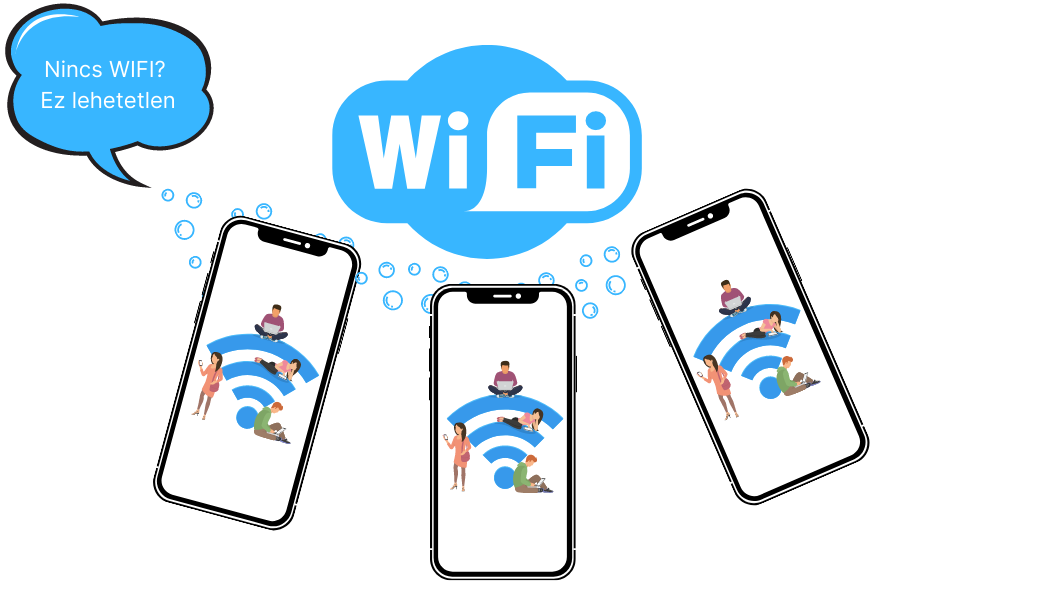 Nem működik a WIFI iPhone készülékemen. Mit tegyek?